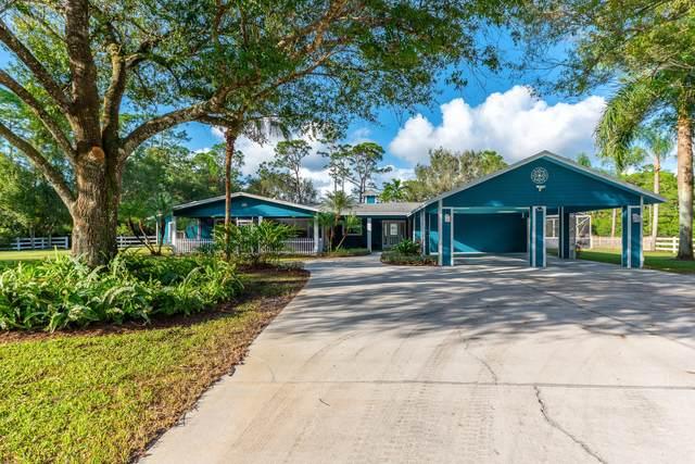 5883 SW 69th Street, Palm City, FL 34990 (MLS #RX-10669840) :: THE BANNON GROUP at RE/MAX CONSULTANTS REALTY I