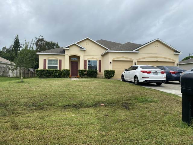 558 SW Twig Avenue, Port Saint Lucie, FL 34983 (MLS #RX-10669841) :: Miami Villa Group