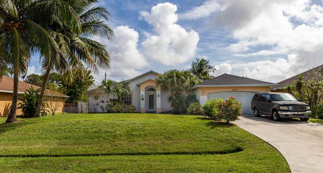 2525 SW Abney Street, Port Saint Lucie, FL 34953 (MLS #RX-10669847) :: The Paiz Group