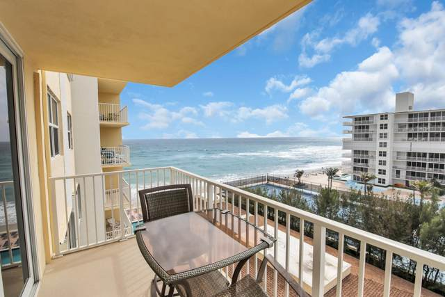 3540 S Ocean Boulevard #603, South Palm Beach, FL 33480 (MLS #RX-10669879) :: The Jack Coden Group