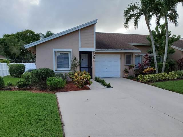 8064 Sweetbriar Way, Boca Raton, FL 33496 (#RX-10669905) :: The Power of 2   Century 21 Tenace Realty