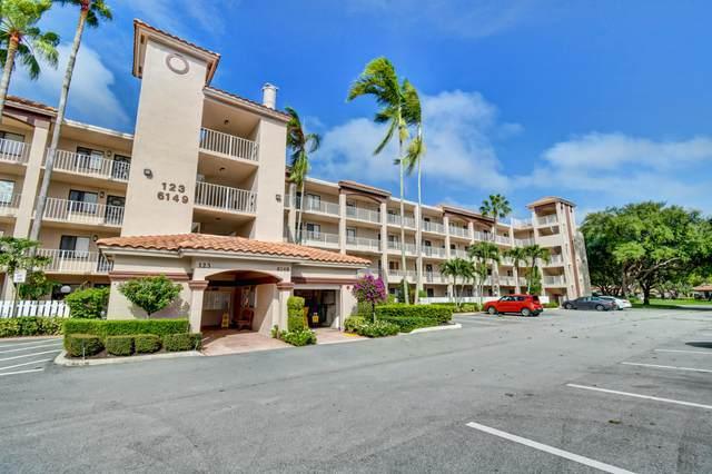 6149 Pointe Regal Circle #109, Delray Beach, FL 33484 (#RX-10669952) :: Posh Properties