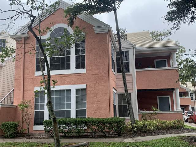 1335 Crystal Way P, Delray Beach, FL 33444 (#RX-10669962) :: Posh Properties