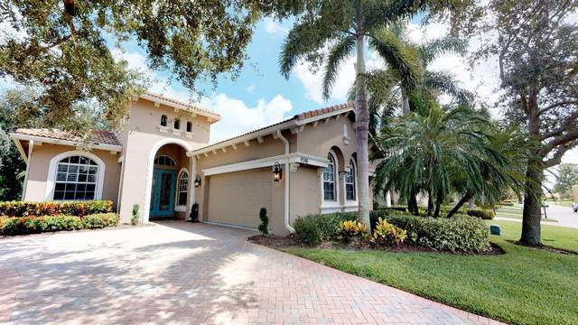 9048 Short Chip Circle, Port Saint Lucie, FL 34986 (MLS #RX-10669986) :: THE BANNON GROUP at RE/MAX CONSULTANTS REALTY I
