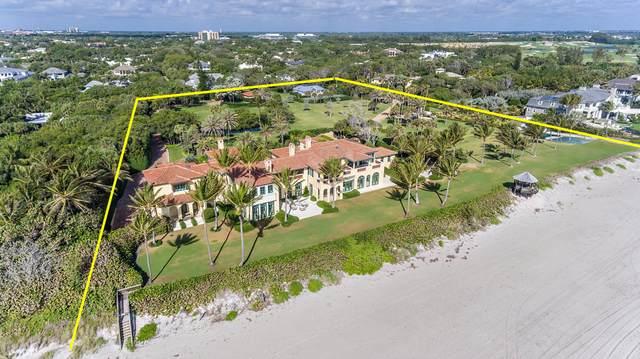 12525 Seminole Beach Road, North Palm Beach, FL 33408 (MLS #RX-10670046) :: Laurie Finkelstein Reader Team