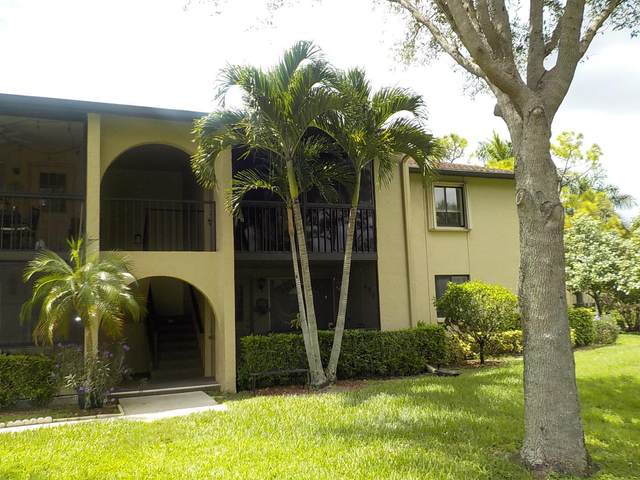 539 Shady Pine B-2, Greenacres, FL 33415 (MLS #RX-10670076) :: Laurie Finkelstein Reader Team
