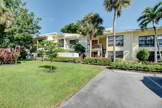 6864 Willow Wood Drive #403, Boca Raton, FL 33434 (#RX-10670201) :: Posh Properties