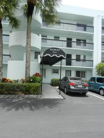 6698 10th Avenue N #203, Lake Worth, FL 33467 (#RX-10670218) :: The Rizzuto Woodman Team