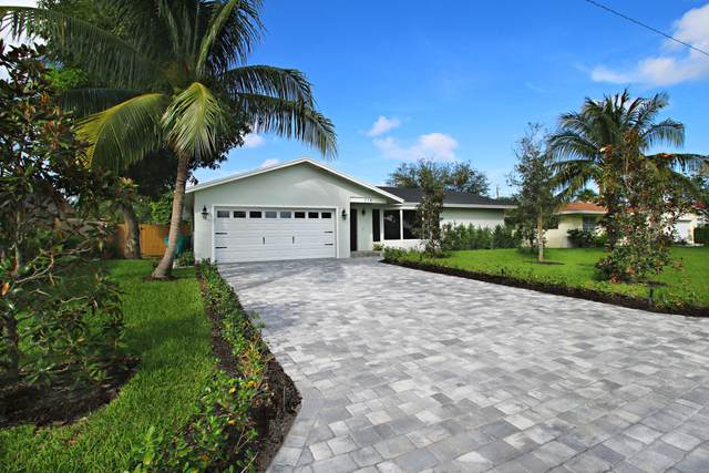 719 SW 27th Terrace, Boynton Beach, FL 33435 (MLS #RX-10670222) :: Castelli Real Estate Services