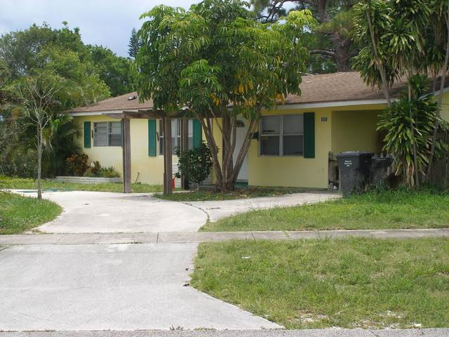 860 Magnolia Drive, Lake Park, FL 33403 (#RX-10670263) :: Posh Properties