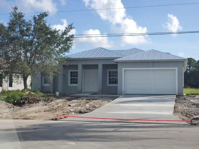 1012 SW Abbot Avenue, Port Saint Lucie, FL 34953 (MLS #RX-10670278) :: Miami Villa Group