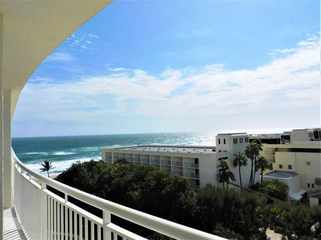 2780 S Ocean Boulevard #809, Palm Beach, FL 33480 (MLS #RX-10670302) :: Berkshire Hathaway HomeServices EWM Realty