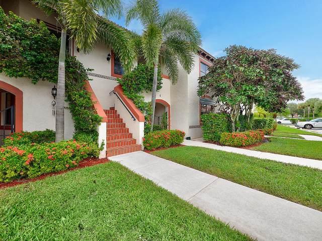 12260 Sag Harbor Court #6, Wellington, FL 33414 (MLS #RX-10670309) :: Berkshire Hathaway HomeServices EWM Realty