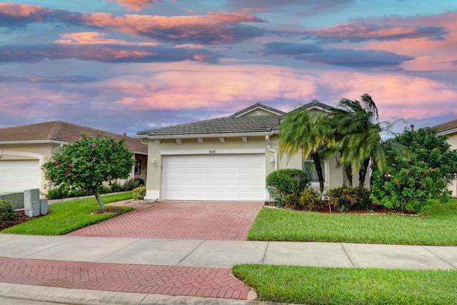 843 SW Rocky Bayou Terrace, Port Saint Lucie, FL 34986 (MLS #RX-10670325) :: Laurie Finkelstein Reader Team
