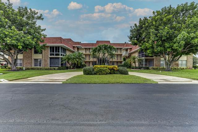 5500 Tamberlane Circle #305, Palm Beach Gardens, FL 33418 (#RX-10670390) :: Posh Properties