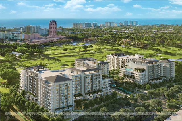 200 SE Mizner Boulevard #601, Boca Raton, FL 33432 (#RX-10670464) :: Baron Real Estate