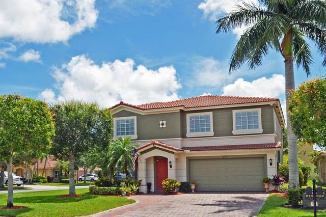 814 SE Mixon Place, Stuart, FL 34997 (MLS #RX-10670503) :: THE BANNON GROUP at RE/MAX CONSULTANTS REALTY I