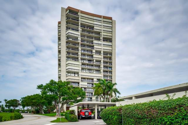 2000 Presidential Way #805, West Palm Beach, FL 33401 (#RX-10670505) :: Posh Properties