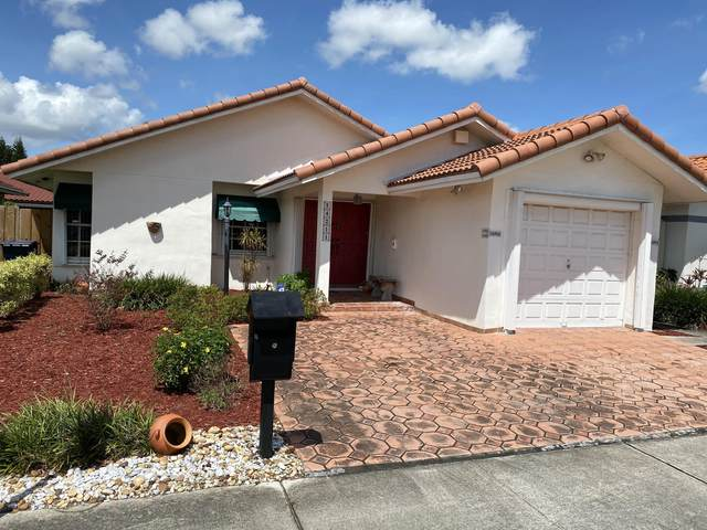 14211 SW 48th Lane, Miami, FL 33175 (MLS #RX-10670533) :: Berkshire Hathaway HomeServices EWM Realty