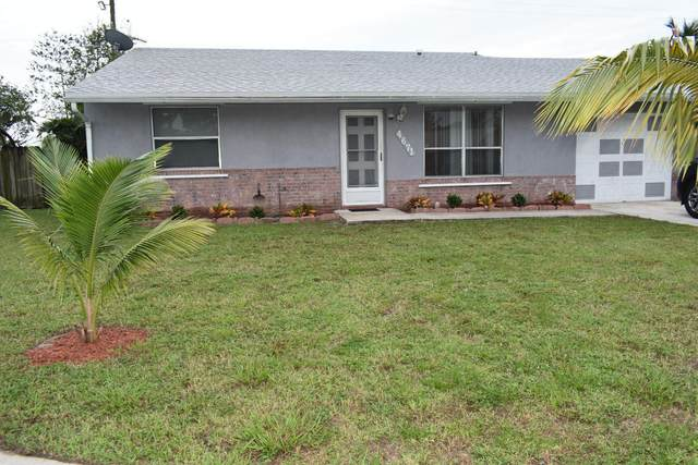 4671 Rome Court, Lake Worth, FL 33463 (MLS #RX-10670538) :: Berkshire Hathaway HomeServices EWM Realty