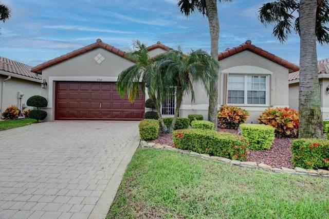 6560 Maybrook Road, Boynton Beach, FL 33437 (MLS #RX-10670552) :: Berkshire Hathaway HomeServices EWM Realty