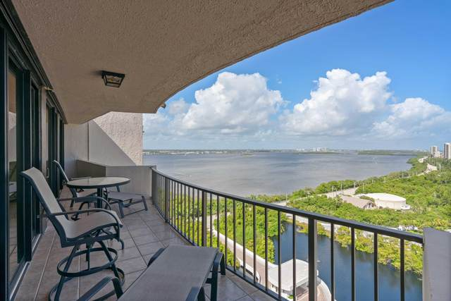 4200 N Ocean Drive 2-1801, Riviera Beach, FL 33404 (#RX-10670590) :: Posh Properties