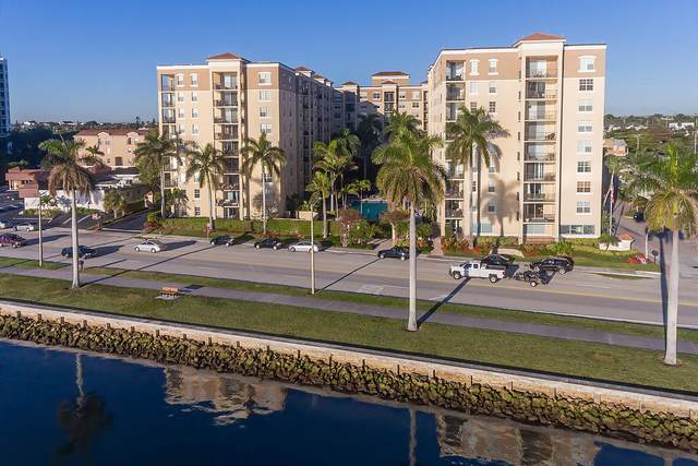 1801 N Flagler Drive #617, West Palm Beach, FL 33407 (#RX-10670597) :: Posh Properties