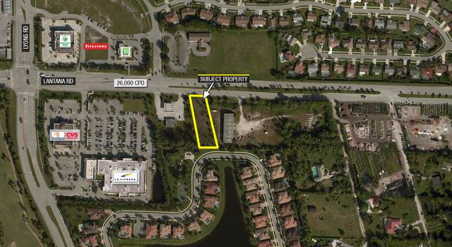 8826 Lantana Road, Lake Worth, FL 33467 (MLS #RX-10670625) :: Berkshire Hathaway HomeServices EWM Realty