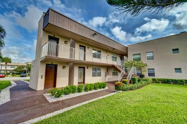 671 Normandy Lane #671, Delray Beach, FL 33484 (#RX-10670697) :: Posh Properties