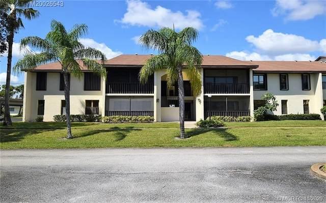 250 SE Four Winds Drive #101, Stuart, FL 34996 (#RX-10670736) :: Ryan Jennings Group