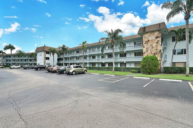 2000 Springdale Boulevard #305, Palm Springs, FL 33461 (MLS #RX-10670759) :: Castelli Real Estate Services