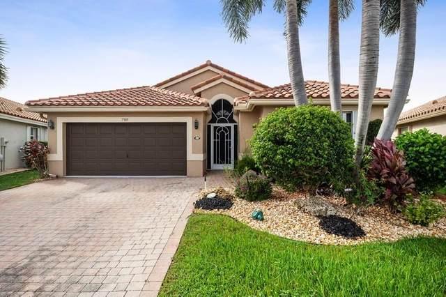 7305 Haviland Circle, Boynton Beach, FL 33437 (MLS #RX-10670761) :: Berkshire Hathaway HomeServices EWM Realty