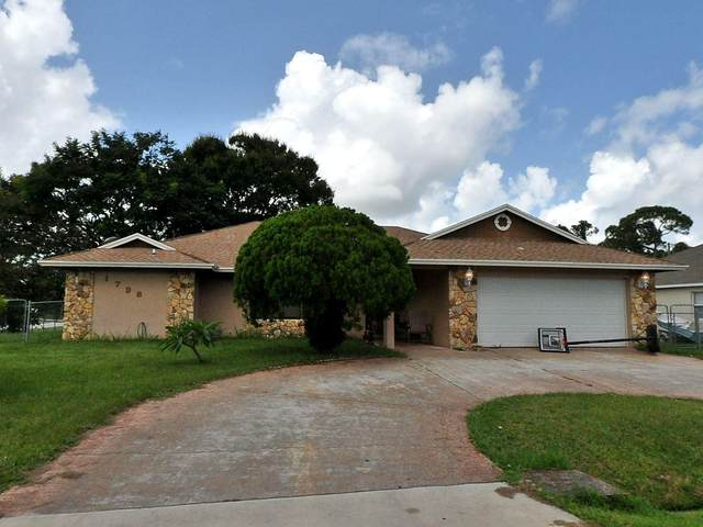1798 SE Mansfield Street, Port Saint Lucie, FL 34952 (MLS #RX-10670791) :: Miami Villa Group