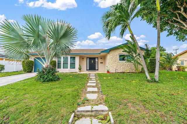 509 Teak Drive, Lake Park, FL 33403 (#RX-10670818) :: Posh Properties