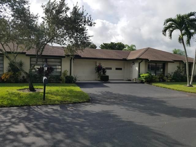 4706 Greentree Lane B, Boynton Beach, FL 33436 (#RX-10670840) :: The Reynolds Team/ONE Sotheby's International Realty