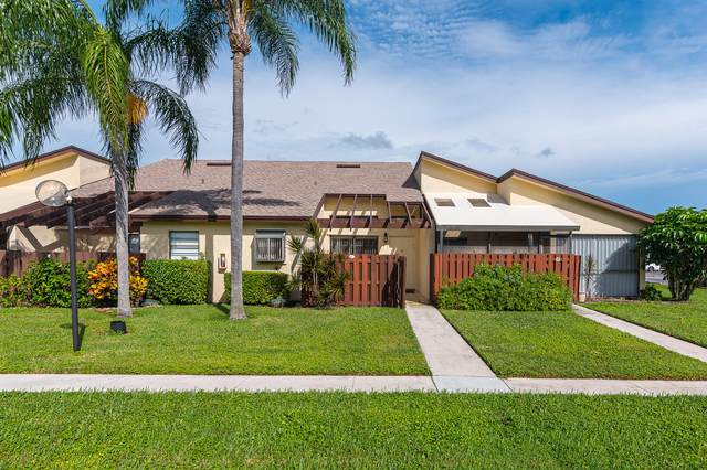 5081 Nesting Way C, Delray Beach, FL 33484 (#RX-10670847) :: The Rizzuto Woodman Team