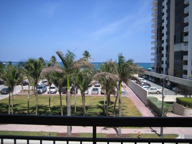 6444 Collins Avenue #302, Miami Beach, FL 33141 (MLS #RX-10670856) :: Berkshire Hathaway HomeServices EWM Realty