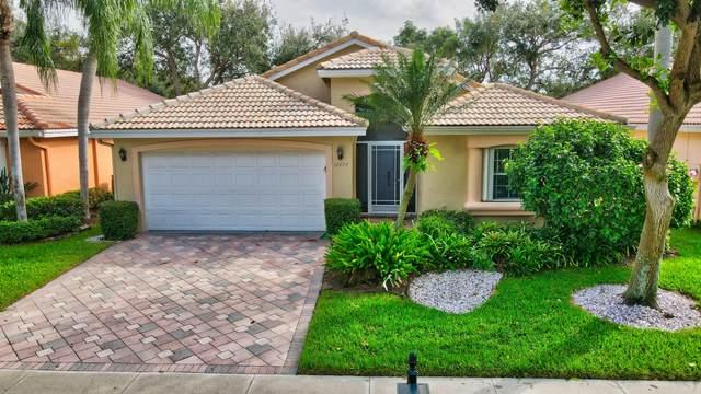 12076 Cortina Drive, Boynton Beach, FL 33437 (MLS #RX-10670860) :: Berkshire Hathaway HomeServices EWM Realty