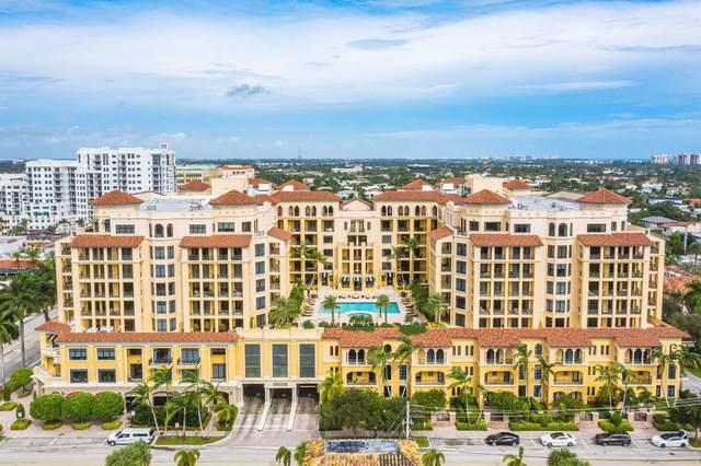 200 E Palmetto Park Road #516, Boca Raton, FL 33432 (MLS #RX-10670923) :: United Realty Group