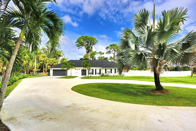 5555 Gun Club Road, West Palm Beach, FL 33415 (MLS #RX-10670947) :: Miami Villa Group