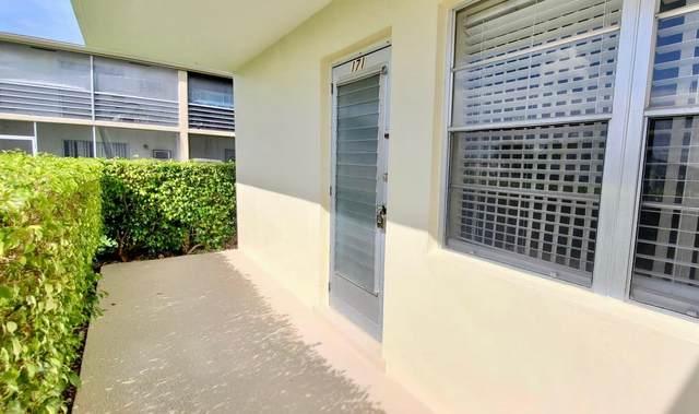 171 Sheffield H H, West Palm Beach, FL 33417 (MLS #RX-10670990) :: Berkshire Hathaway HomeServices EWM Realty