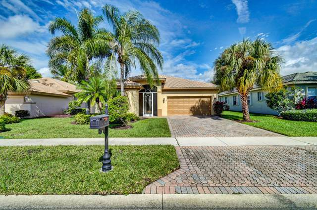 8979 Via Tuscany Drive, Boynton Beach, FL 33472 (MLS #RX-10671099) :: THE BANNON GROUP at RE/MAX CONSULTANTS REALTY I