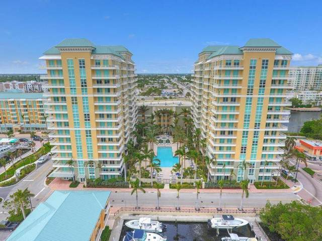 625 Casa Loma Boulevard #1506, Boynton Beach, FL 33435 (MLS #RX-10671145) :: Castelli Real Estate Services