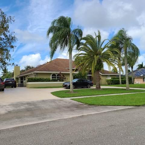 1295 Longlea Terrace, Wellington, FL 33414 (MLS #RX-10671157) :: Berkshire Hathaway HomeServices EWM Realty