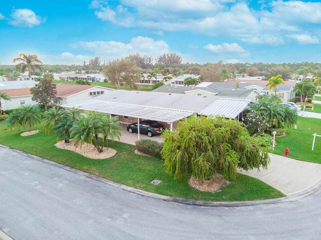 2821 Eagles Nest Way, Port Saint Lucie, FL 34952 (MLS #RX-10671158) :: Dalton Wade Real Estate Group