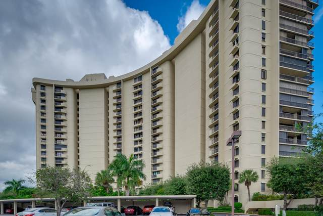 2450 Presidential Way #1406, West Palm Beach, FL 33401 (#RX-10671164) :: Ryan Jennings Group