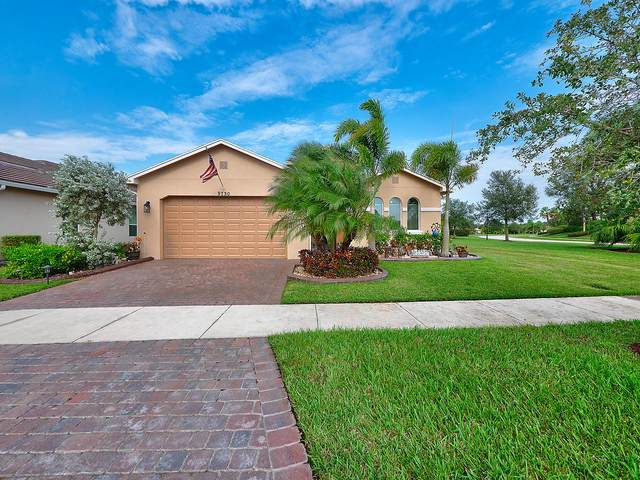 9730 SW Royal Poinciana Drive, Port Saint Lucie, FL 34987 (MLS #RX-10671179) :: Laurie Finkelstein Reader Team