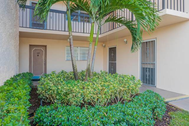 6300 NW 2nd Avenue #1090, Boca Raton, FL 33487 (#RX-10671181) :: Posh Properties