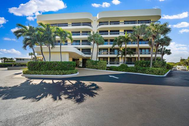 50 S Beach Road #303, Tequesta, FL 33469 (#RX-10671209) :: Realty One Group ENGAGE