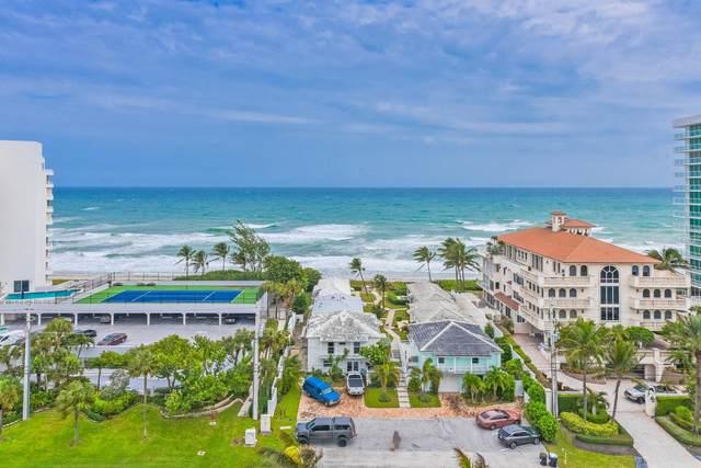 3450 S Ocean Boulevard Lph1, Highland Beach, FL 33487 (#RX-10671237) :: Posh Properties